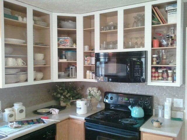 Rustoleum Transformation, this was an exciting step! and only $149!