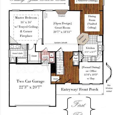 Home Tour: Floor Plan