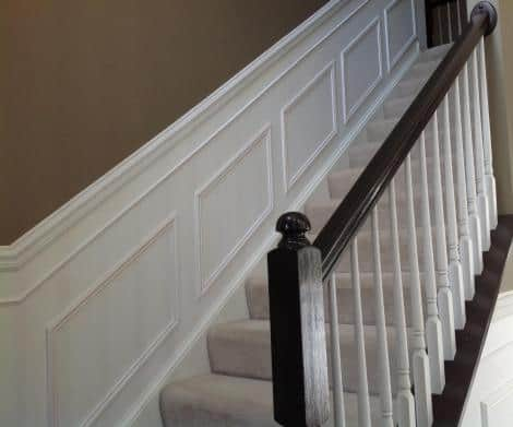 The Impact of Wainscoting
