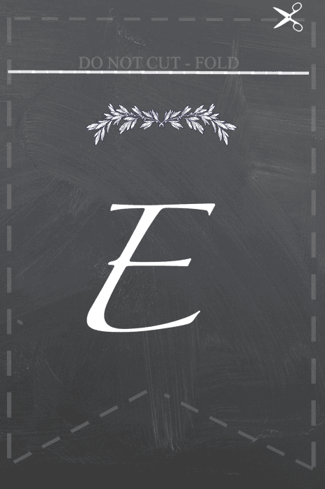 E for Gather