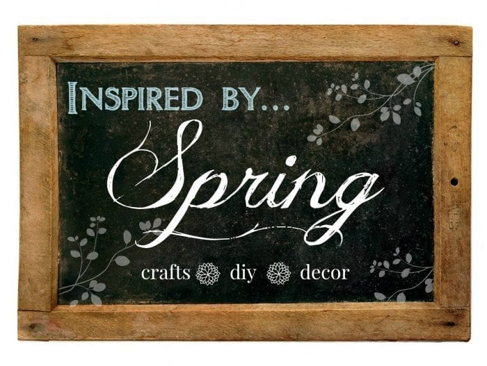 Inspired By Spring Home Tour | SnazzyLittleThings.com