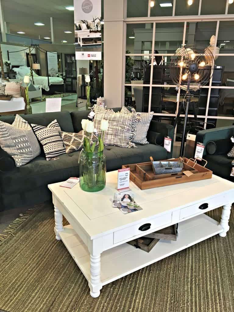 Living Room Set Joanna Gaines Furniture