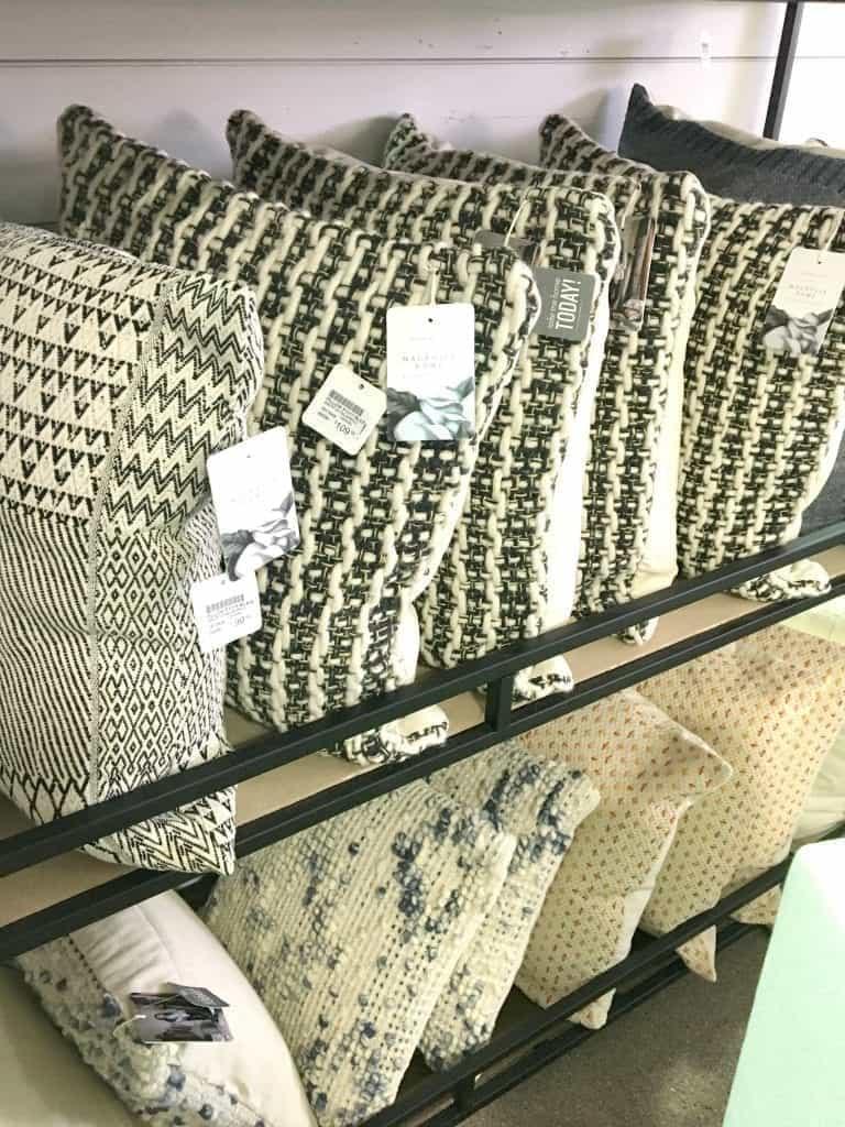 Scandinavian Pillows Joanna Gaines Furniture