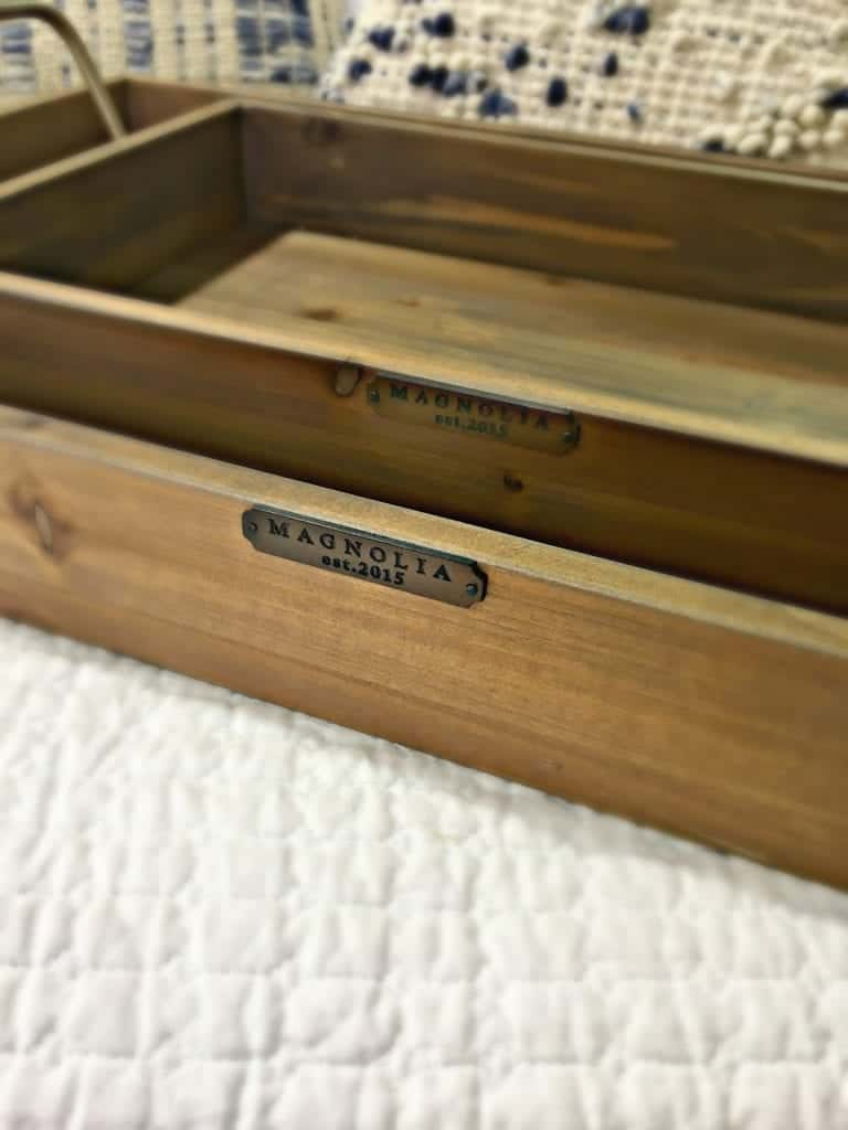 Wooden Trays Joanna Gaines Furniture