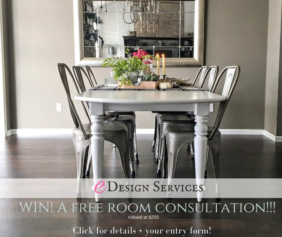 eDesign Services Enter to Win a $250 Consultation